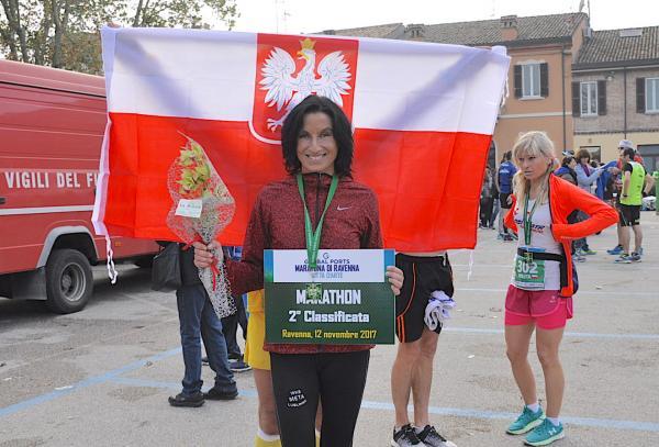 Global Ports Maratona di Ravenna Citta d'Arte we Włoszech (12.11.2017)