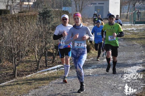 18. Potworny Bieg Zimowy w Rybniku (10.2.2019)