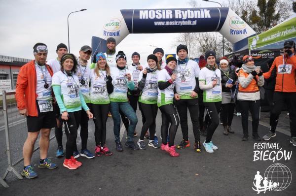14. Bieg Barbórkowy w Rybniku (2.12.2018)