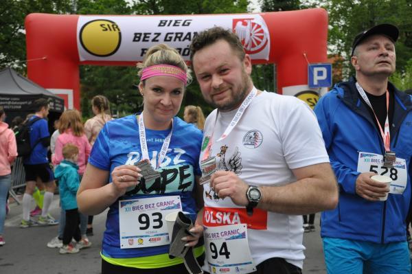 12. Bieg bez Granic w Raciborzu (3.5.2019)