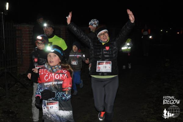 3. Łabędzki Bieg Po Ćmoku w Gliwicach (12.1.2018)