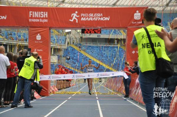 10. SIlesia Marathon / Półmaraton (7.10.2018)