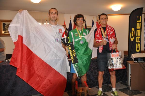 Mistrzostwa Europy w Nordic Walking w Tirano (31.08.2019)