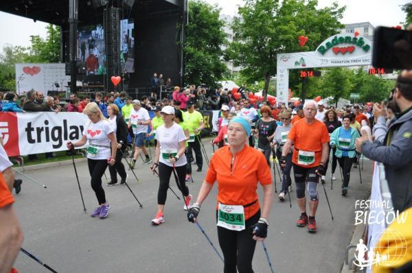 Puchar Europy Nordic Walking w Radenci, Słowenia (18.5.2019)