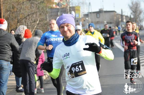 15. Bieg Barbórkowy w Rybniku (1.12.2019)