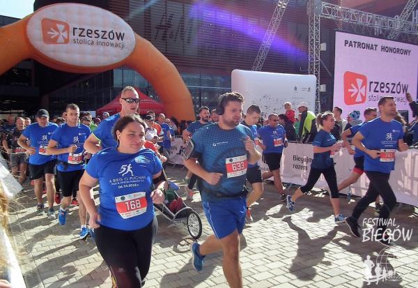 4. Biegu na Piątkę o Puchar Pratt&Whitney w Rzeszowie (6.10.2018)