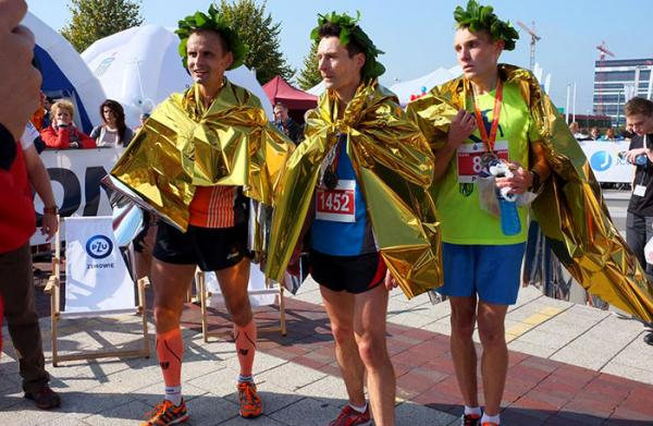 6. Silesia Marathon w Katowicach (5.10.2014)