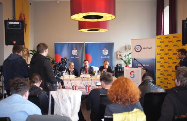 VI Silesia Marathon - konferencja prasowa [ZDJĘCIA]