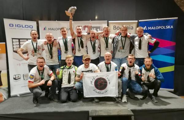 12-godzinny Podziemny Bieg Sztafetowy w Bochni (9.3.2019)