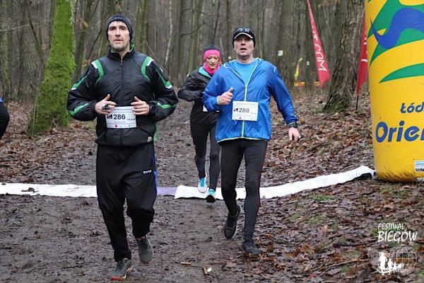 Łódzkie Biegi Górskie - runda 2 (17.12.2017)