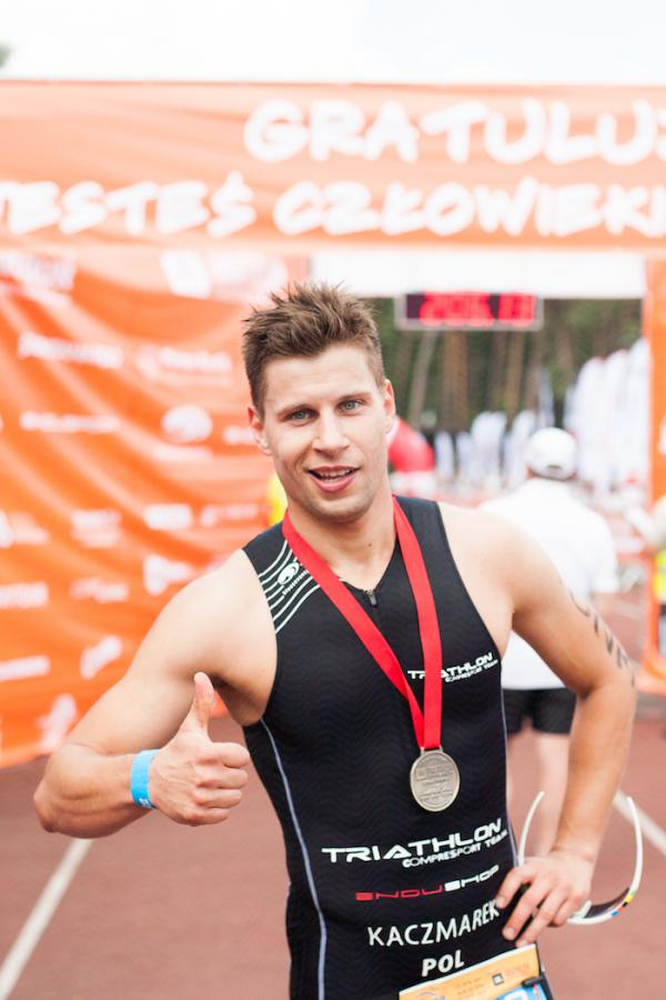 Triathlon Sieraków (31.05 - 1.06.2014)