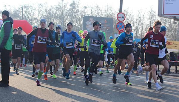 36. Bieg Chomiczówki / 14. Bieg o Puchar Bielan (20.1.2019)