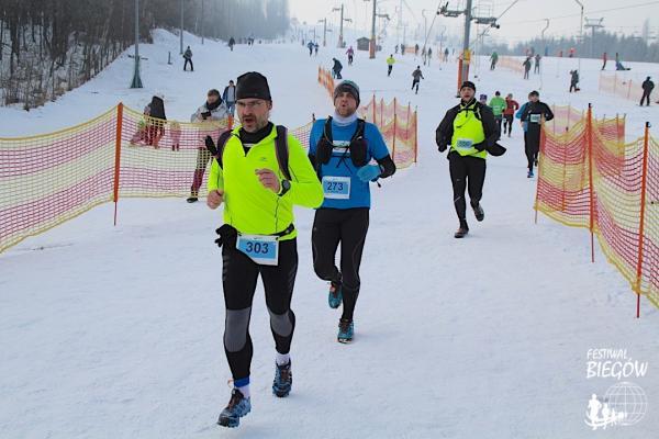 3. Trail Kamieńsk na Górze Kamieńsk k.Bełchatowa (21.1.2018)