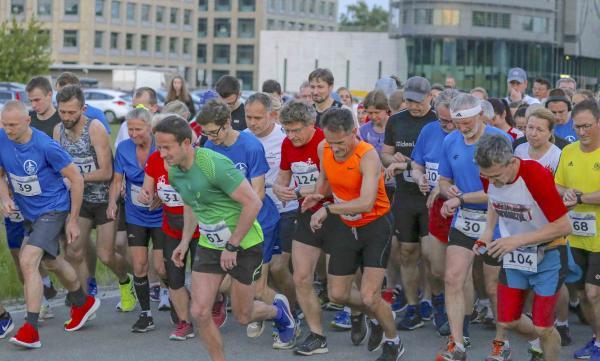 Etapowy Maraton Pokoju w Warszawie - Bitwa o Monte Cassino (11.5.2019)