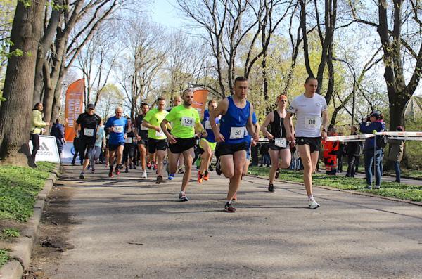 Puchar Maratonu Warszawskiego - bieg na 5 km (8.4.2017)