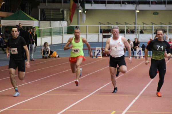 4. Indoor Track Run w Łodzi (9.3.2019)