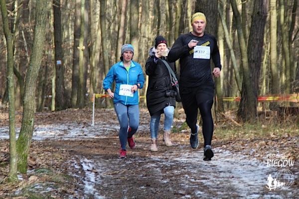 Łódzkie BIegi Górskie 2018 - runda 4 (18.2.2018)