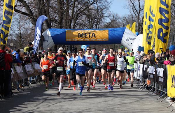 14. Krakowski Półmaraton Marzanny (19.3.2017)