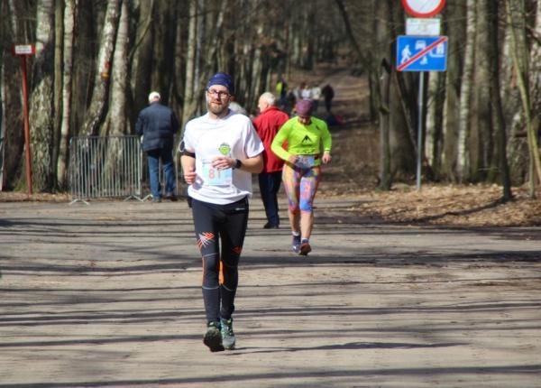 Pucharze DOZ Maratonu Łódź 2019 - bieg na 25 km (17.3.2019)