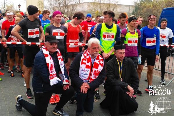 3. Bieg Niepodległości w Gminie Nieporęt (10.11.2018)
