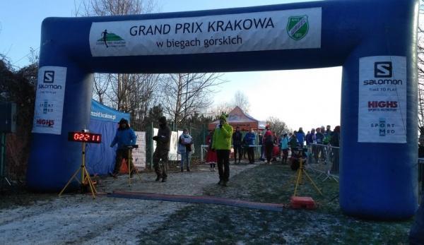 7. GP Krakowa w biegach górskich - seria 2 (2.12.2018)
