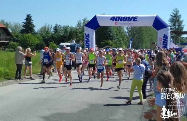 15. EKO Półmaraton Jurajski w Rudawie (9.6.2019)