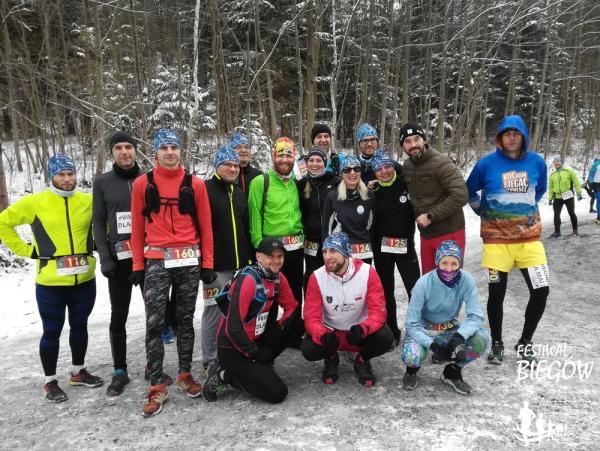 Winter Vertical Wierch nad Kamieniem w Maciejowej (7.12.2019)