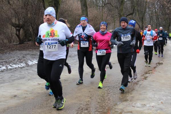 14. Bieg Wedla w Warszawie (2.2.2019)