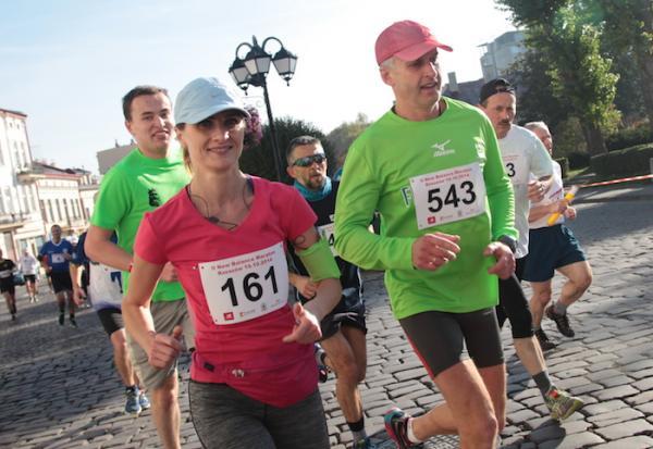 New Balance Maraton Rzeszów (19.10.2014)