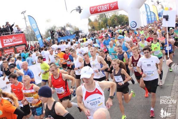 4. PZU Cracovia Półmaraton Królewski (15.10.2017)