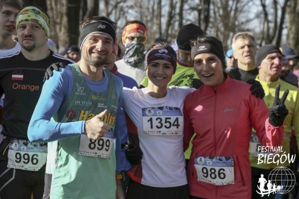 15. Bieg Wedla w Warszawie (8.2.2020)
