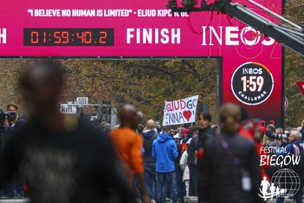 INEOS 1:59 Challenge w Wiedniu (12.10.2019)