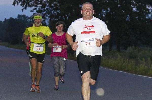 Etapowy Maraton Pokoju w Warszawie - Bitwa pod Falaise (7.8.2019)