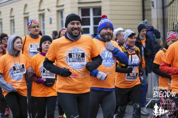 """Bieg """"Policz się z cukrzycą"""" w Warszawie (12.1.2020)"""