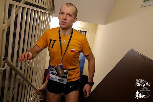 Mariott Everest Run w Warszawie (20.1.2018)