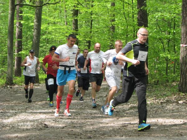 36. Textilcross w Łodzi - Arturówku (9.5.2015)