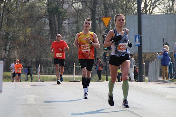 9. DOZ Maraton Łódź (7.4.2019)