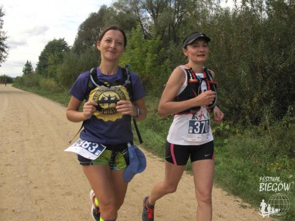 PGE Ultramaraton Nadbużański w Mielniku (15.9.2018)