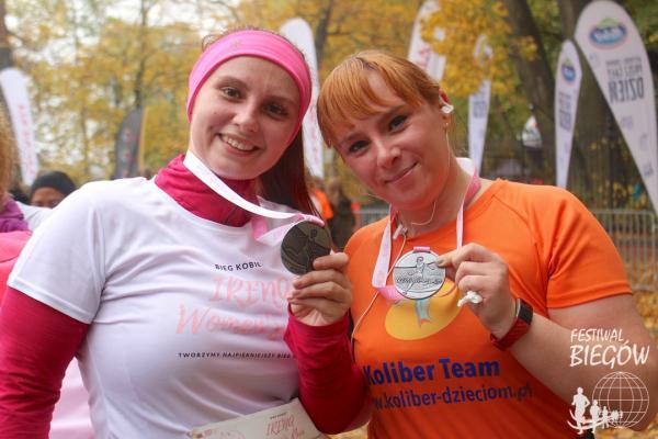 Irena Women's Run w Warszawie (20.10.2018)