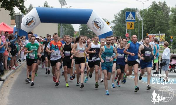3. Bieg Uliczny w Brzostku (16.6.2019)