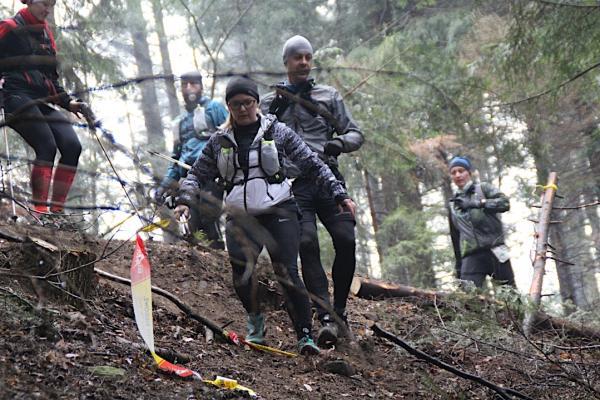 Maraton Leśnik-Wiosna w Porąbce (13.4.2019)