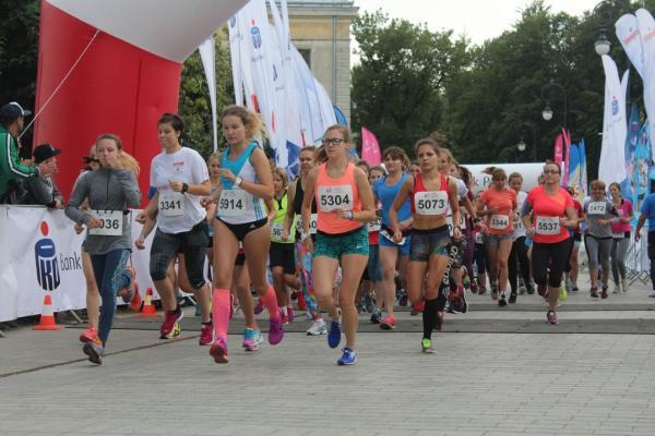 Festiwal Biegowy 2017 - Bieg Superbohaterów (09.09.2017)