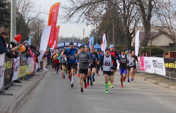 39. Półmaraton Wiązowski (24.2.2019)