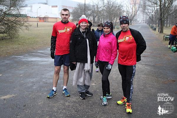Zabiegana Łódź - runda 1 (28.3.2018)