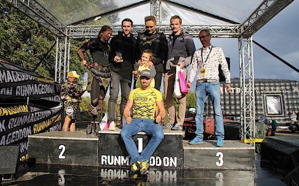 Runmageddon w Lesznowoli (22-23.9.2018)