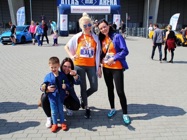 Ibuprom Sport Żel 5k Run w Łodzi (14.4.2018)