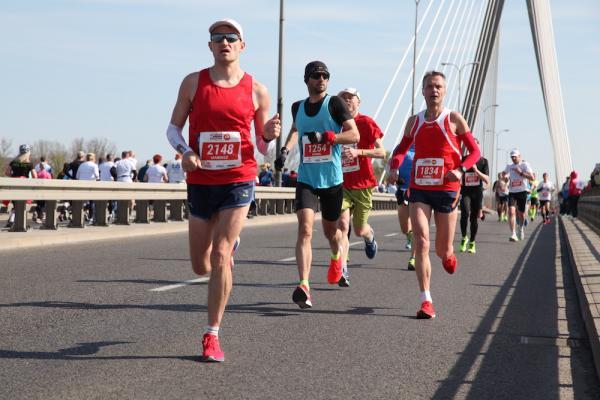 7. ORLEN Warsaw Marathon (14.4.2019)