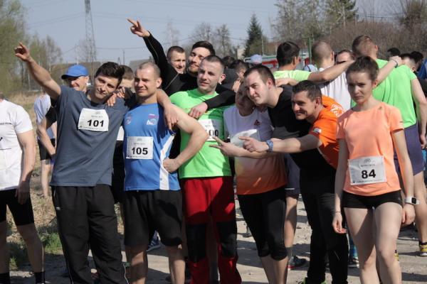 Nowa Huta w Czterech Smakach w Krakowie - etap Wiosna (2.4.2017)