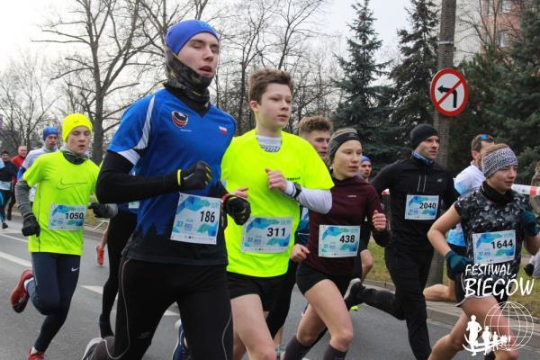 37. Bieg Chomiczówki / 15. Bieg o Puchar Bielan (19.1.2020)