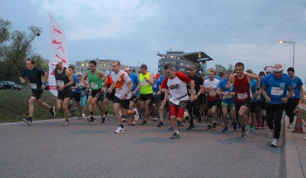 Etapowy Maraton Pokoju w Warszawie - Bitwa o Bolonię (25.4.2019)